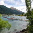 Queenstown New Zealand — Stock Photo #40059053
