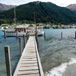 Queenstown New Zealand — Stock Photo #40059295