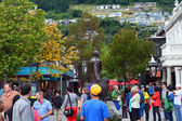Queenstown, nueva zelanda — Foto de Stock