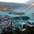 Stock Photo: Skyline GondolQueenstown NZ