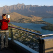 Queenstown New Zealand — Stock Photo #40061039