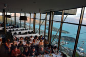 Skyline Restaurant Queenstown NZ — Stock Photo
