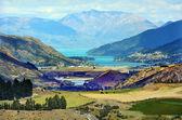 Queenstown New Zealand — Stock Photo