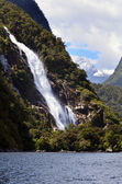 Milford Sound - New Zealand — Stock Photo