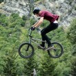 Freestyle BMX — Stock Photo