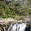 Stock Photo: Kerikeri waterfall - New Zealand
