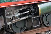 Vintage Railway  — Stock Photo