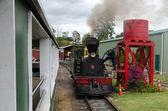 Bay of Islands Vintage Railway Kawakawa NZ — Stok fotoğraf