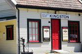 Kingston - New Zealand — Stock Photo