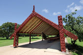 The Whare Waka — Stock Photo