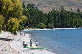 Wanaka - New Zealand — Stock Photo