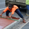������, ������: Road workers