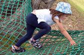 активный ребенок — Стоковое фото