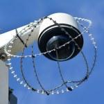 Security surveillance camera — Stock Photo #42241905