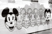 The lithograph Mickey to Tiki — Photo