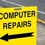 Постер, плакат: Computer Repairs