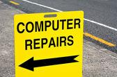 Computer Repairs — Stock Photo