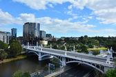 Church Street Bridge - Melbourne — Stock Photo