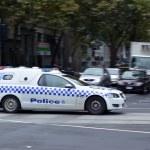 Постер, плакат: Australian State Police Victoria