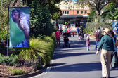 The Royal Melbourne Zoological Gardens Zoo — Stock Photo