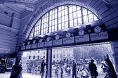 Flinders Street Station  - Melbourne — Stock Photo