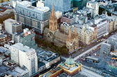 St Paul's Cathedral - Melbourne — Stock Photo