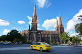 St Patrick's Cathedral  - Melbourne — Stock Photo