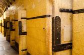 Prison cells — Stock Photo