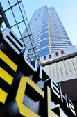 Eureka Tower - Melbourne — Stock Photo