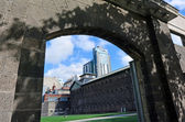 Old Melbourne Gaol — Stock Photo