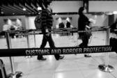 Australian Customs and Border Protection Service — Stock Photo