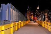 Sandridge bridge - Melbourne — 图库照片