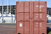 Containers shipping — Foto de Stock