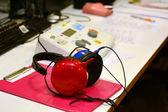 Hearing check equipment — Stock Photo