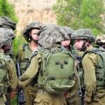 Israeli soldiers - IDF - Israeli military army — Stock Photo #50677299