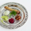 Passover Seder Plate  — Stock Photo #51516013