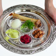 Passover Seder Plate — Stock Photo #51516205