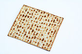 Matza - Passover Jewish Holiday — Stock Photo