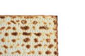 Matza - Passover Jewish Holiday — Stock Photo