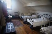 Hizmetçi yatak odası — Stok fotoğraf