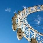 ������, ������: September 18 2012 below view of London Eye London United King