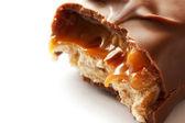 Tasty chocolate bar — Stock Photo
