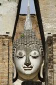 The closeup image buddha — Stock Photo