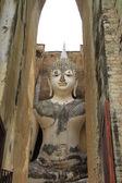 The big image of Buddha — Stock Photo