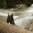 Постер, плакат: Erawan Waterfall after the rains
