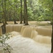 Stock Photo: Waterfalls during the rainy season