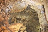 Dentro de uma caverna — Foto Stock
