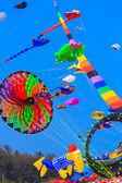 Thailand International Kite Festival — Stock Photo