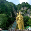 Stock Photo: Batu caves near KualLumpur, Malaisia