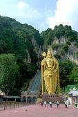 Batu caves near Kuala Lumpur, Malaisia — Stock Photo